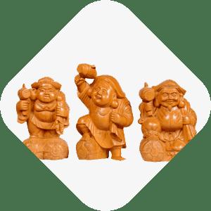 Daikokuten Japan God